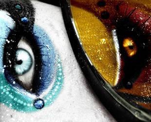 mirrored soul by ObliterateOblivion