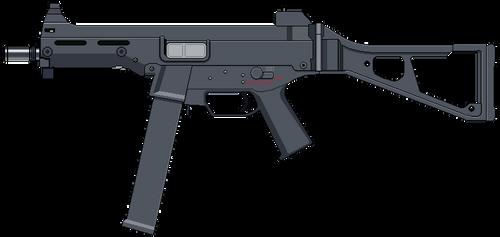 KM UMP45 by Ruiner3000