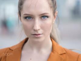 Blue eyes by Eevl