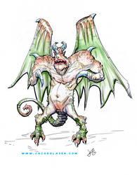 Daemon by illgnosis