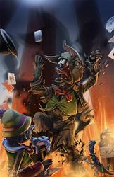 Pinocchio NoTypeLR by illgnosis