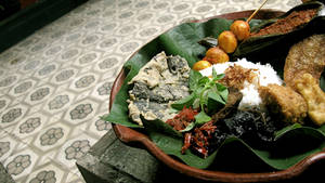 Nasi Jamblang by WonderfulIndonesia