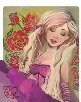 Sleeping Beauty  II by IriusAbellatrix