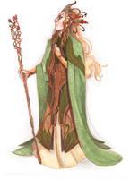 Elf King by IriusAbellatrix