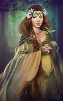 Lady Elven by IriusAbellatrix