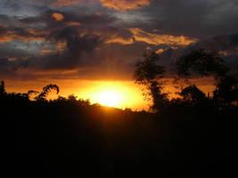Sunset by Akarisnape