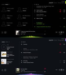 FB2K theme Metro by fanco86