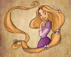 .:Tangled:. by Sheppard56
