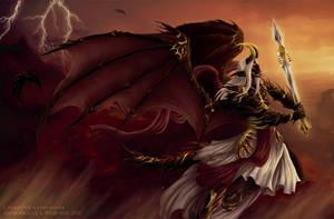 Demon by jeddibub