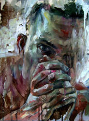 Selfportrait 17 by nailone