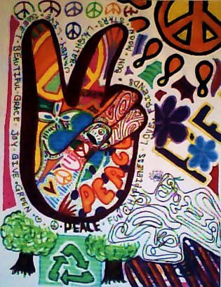Peace by Su-Z-Q