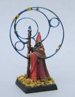 Anirion Wood Elf Wizard by AnneCooper