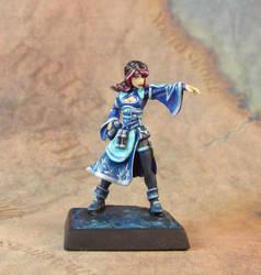 Juliette, Wizard by AnneCooper