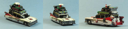 Ghostbusters 2 car by AnneCooper