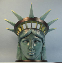 Ghostbusters 2 Statue of Liberty by AnneCooper
