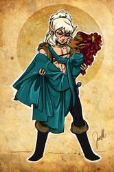 No. 61 Fairy Tale by Jisel