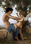 Eros Defends by Jisel