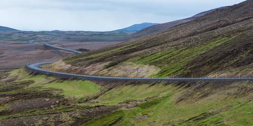 Iceland-Road-65 by Dashka-bird