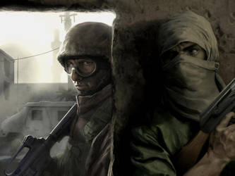 Insurgency BG by chasestone