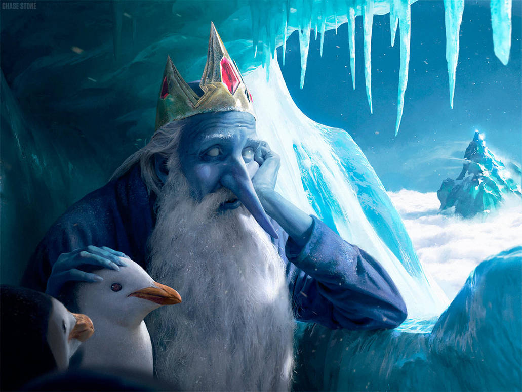 The Ice King by chasestone