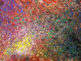 Splash Abstraction by JenniStock