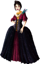 Morrigan's Ball Gown by LiaeNaelyon