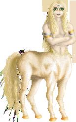 Male Centaur by LiaeNaelyon