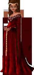 Gwen Royal Red by LiaeNaelyon