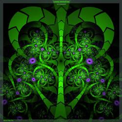 Lovely IntricaTree by fractalyzerall