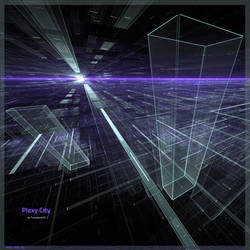 Plexy City by fractalyzerall