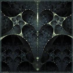 Black Hearts by fractalyzerall