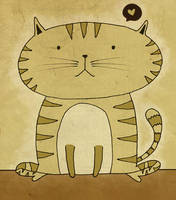 Kitty by ceku
