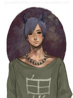 request I Okina by asyuumi