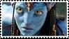 Stamp: Neytiri by DemonDragonSaer