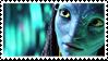 Stamp: Neytiri 2 by DemonDragonSaer