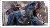 Stamp: Banshee by DemonDragonSaer