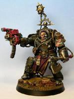Ordo Xenos Inquisitor Lord by RAFFETIN