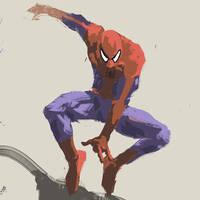 Spider-Man again by sluutthefeared