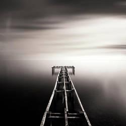Old pier by taykut