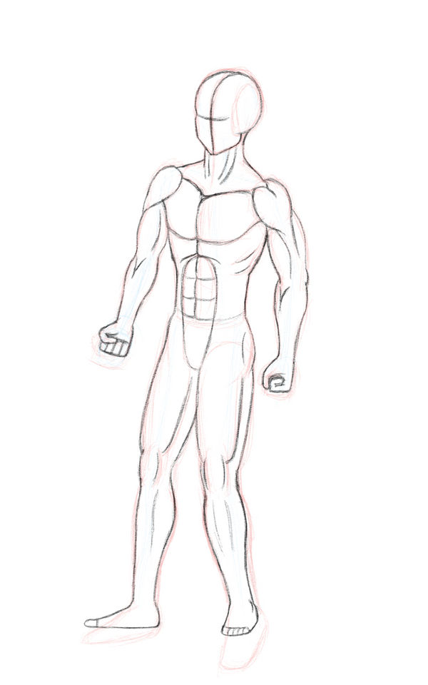 Drawing Practice Human Anatomy By Gamedroid The Artist On Deviantart