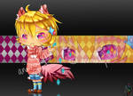 [Closed] [Diamond Twister] Lothario Auction by Animadopt