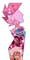 Rose Quartz Would Never Do That... by itsaaudraw