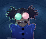 SATURNZ BARZ - Noodle by itsaaudraw