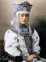 Princess Kudasheva by I-AmThatIsJamala