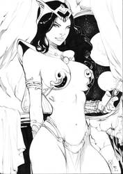dejah thoris by matheushenrique157