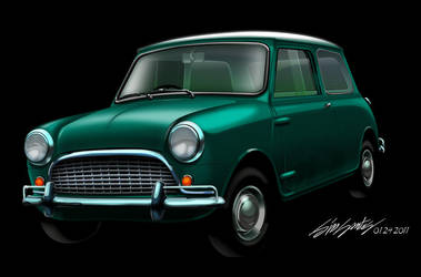 mini mk1 by killersid