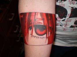 Elfen Lied Tattoo by kyle-nom-nom-nom
