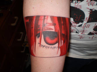Elfen Lied Tattoo by kyle-nom-nom-nom