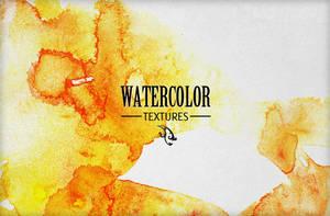 WG Watercolor Textures Vol1 by wegraphics