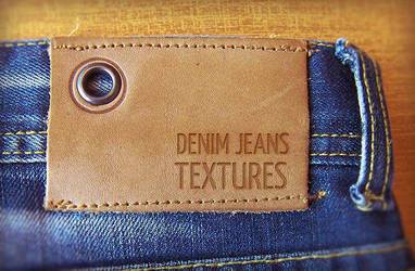 Denim Jeans Textures by wegraphics